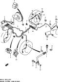 93 - BRAKE PIPING (RHD:W/ABS)