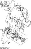 104 - POWER STEERING (RHD)