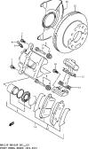 118 - FRONT WHEEL BRAKE (E01,E10)