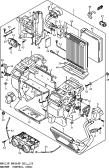 134 - HEATER CONTROL (RHD)