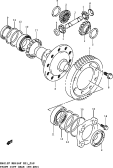 58 - FRONT DIFF GEAR (MT:4WD)