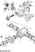 60 - REAR DIFF GEAR (4WD)