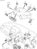 78 - ELECTRICAL CONTROL (RHD)