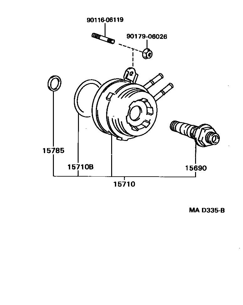 Engine Wiring Diagram 85 Mr2