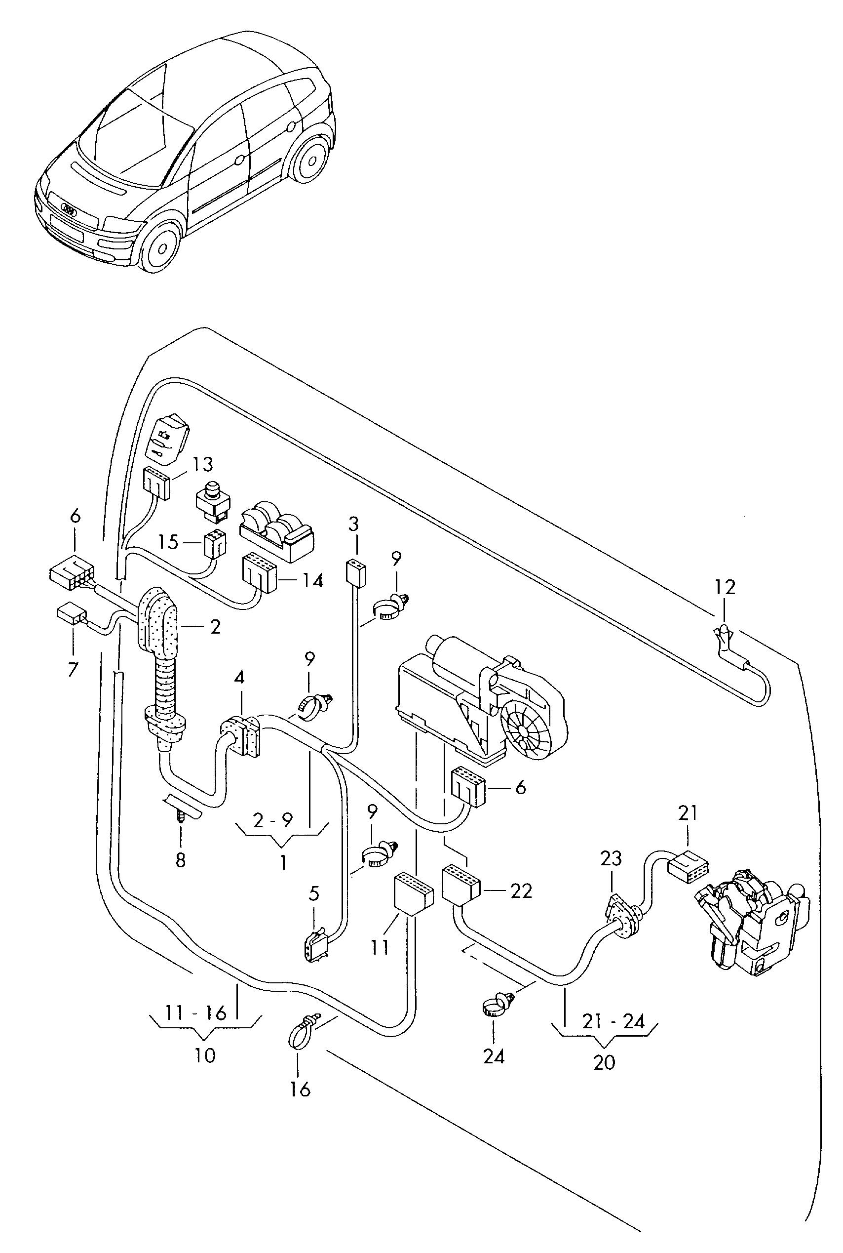 Audi A2 Central Locking Wiring Diagram - Wiring Diagramsflu.hell.lesvignoblesguimberteau.fr