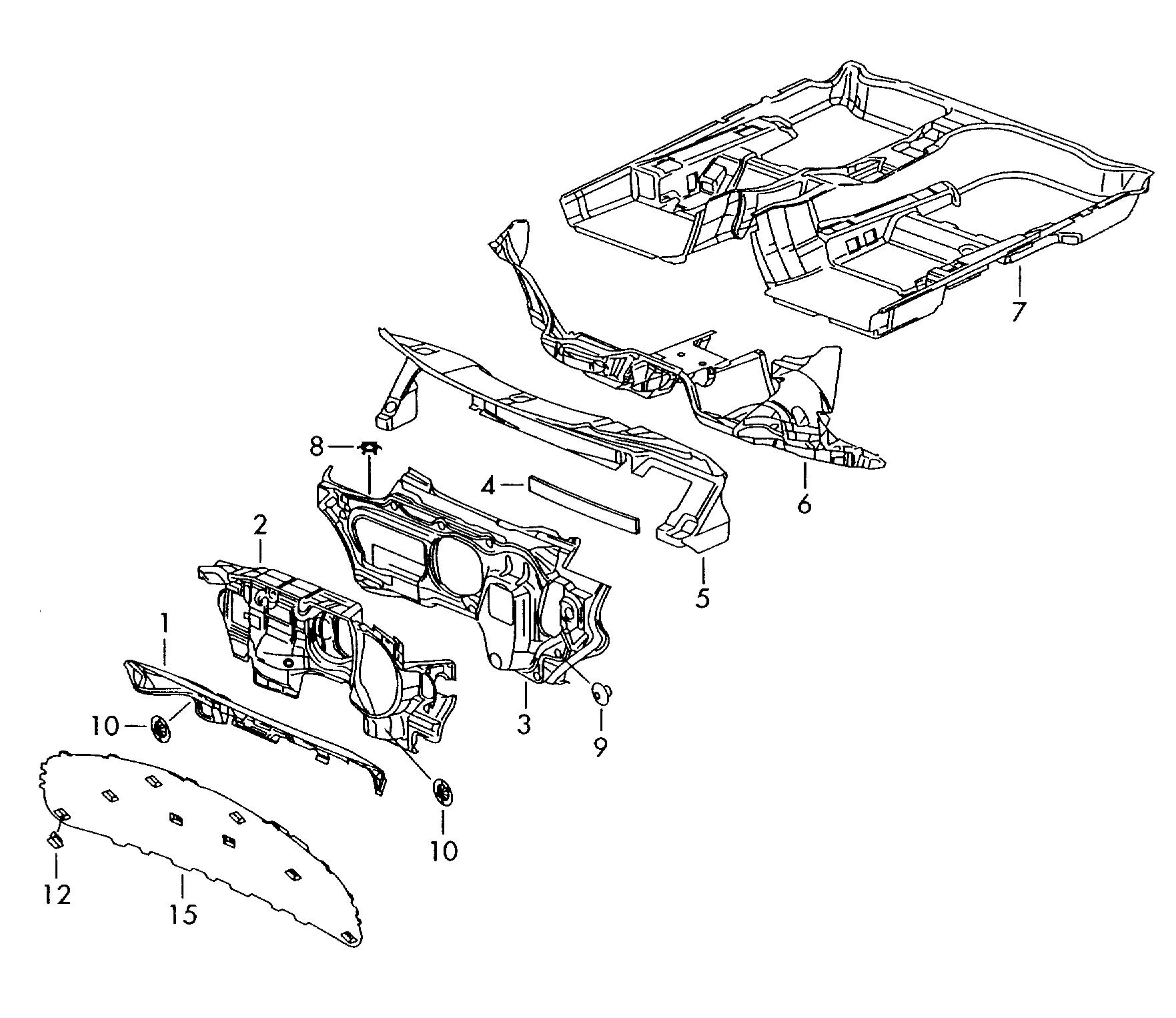 Dirigeants hülsensatz va//HA VW 28-35//46 Multi Passat Phaéton Polo Scirocco Sharan