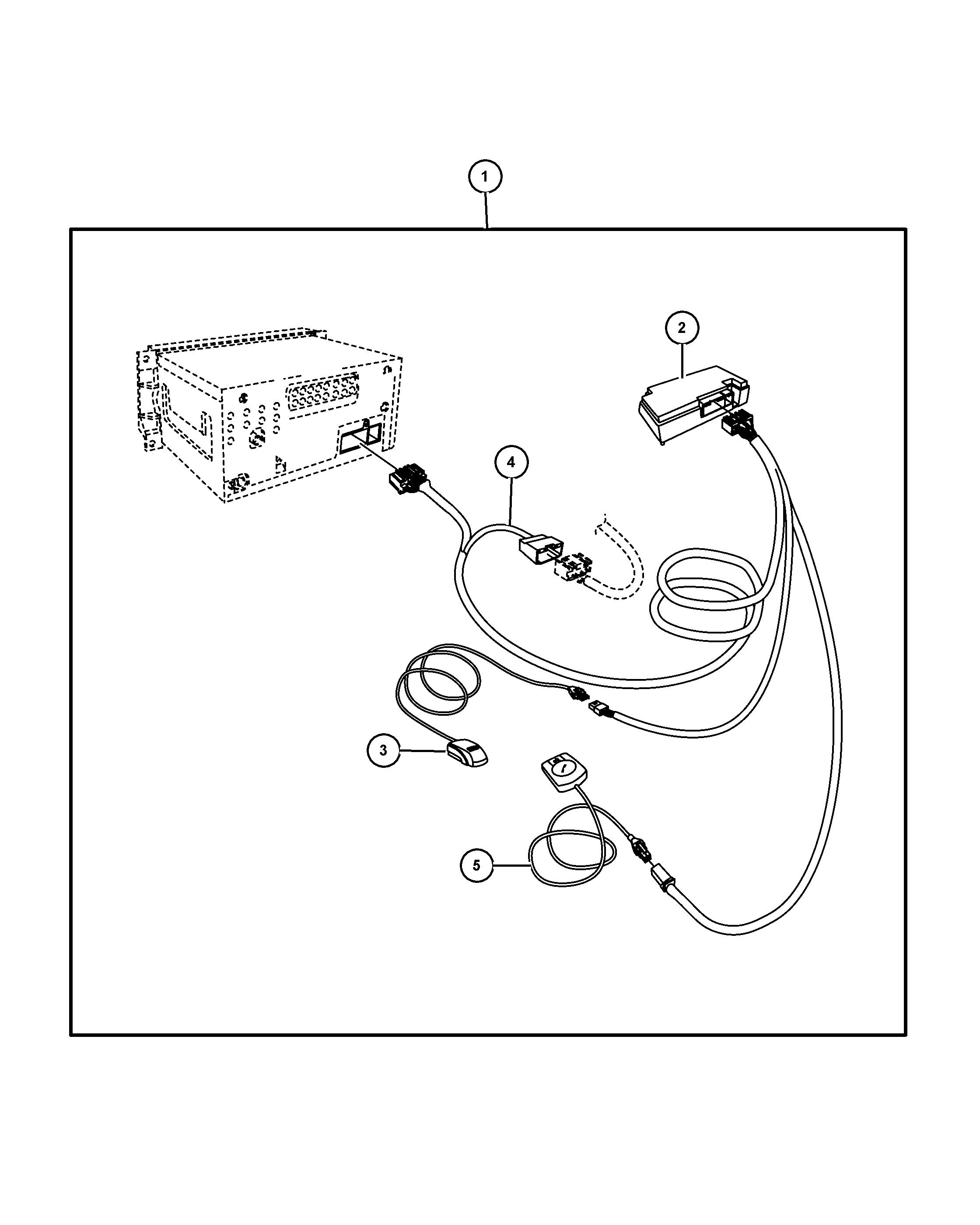 chrysler 2015 bu jeep renegade 1 mopar accessories ponent 2001 Chrysler 300M Speakers parts