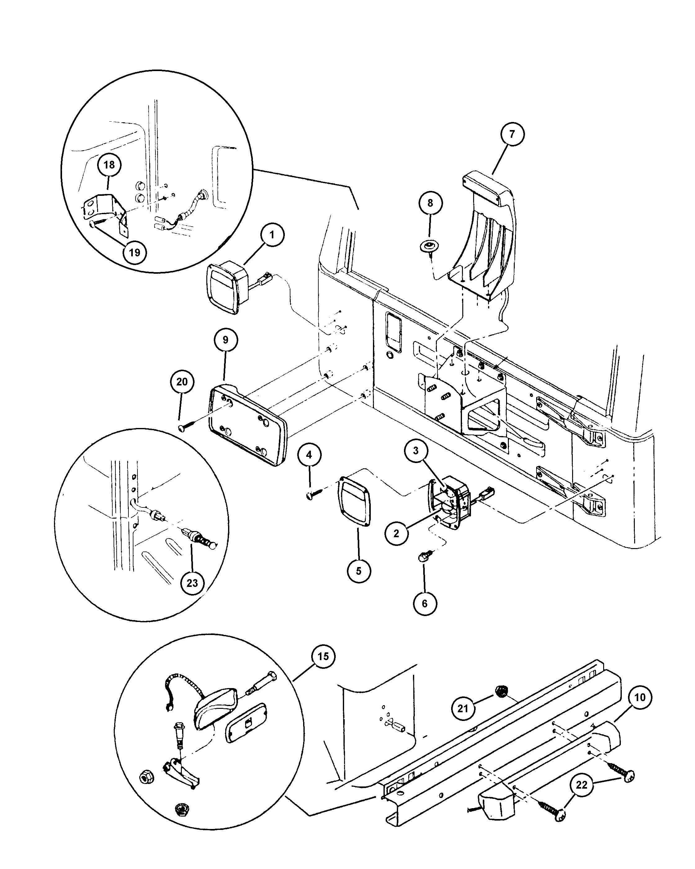 01 jeep grand cherokee rear l wiring diagram wiring diagram Whelen Strobe Light Wiring Diagram chrysler 2000 tj jeep wrangler 8 electrical 21 1110 l s rear 01 jeep grand cherokee wiring schematic 01 jeep grand cherokee rear l wiring diagram