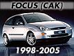 Focus CAK 1998-2005