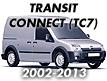 Transit Connect TC7 2002-2013