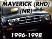 Maverick NR (RHD) 1996-1998