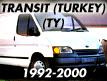 Transit TY (Turkey) 1992-2000
