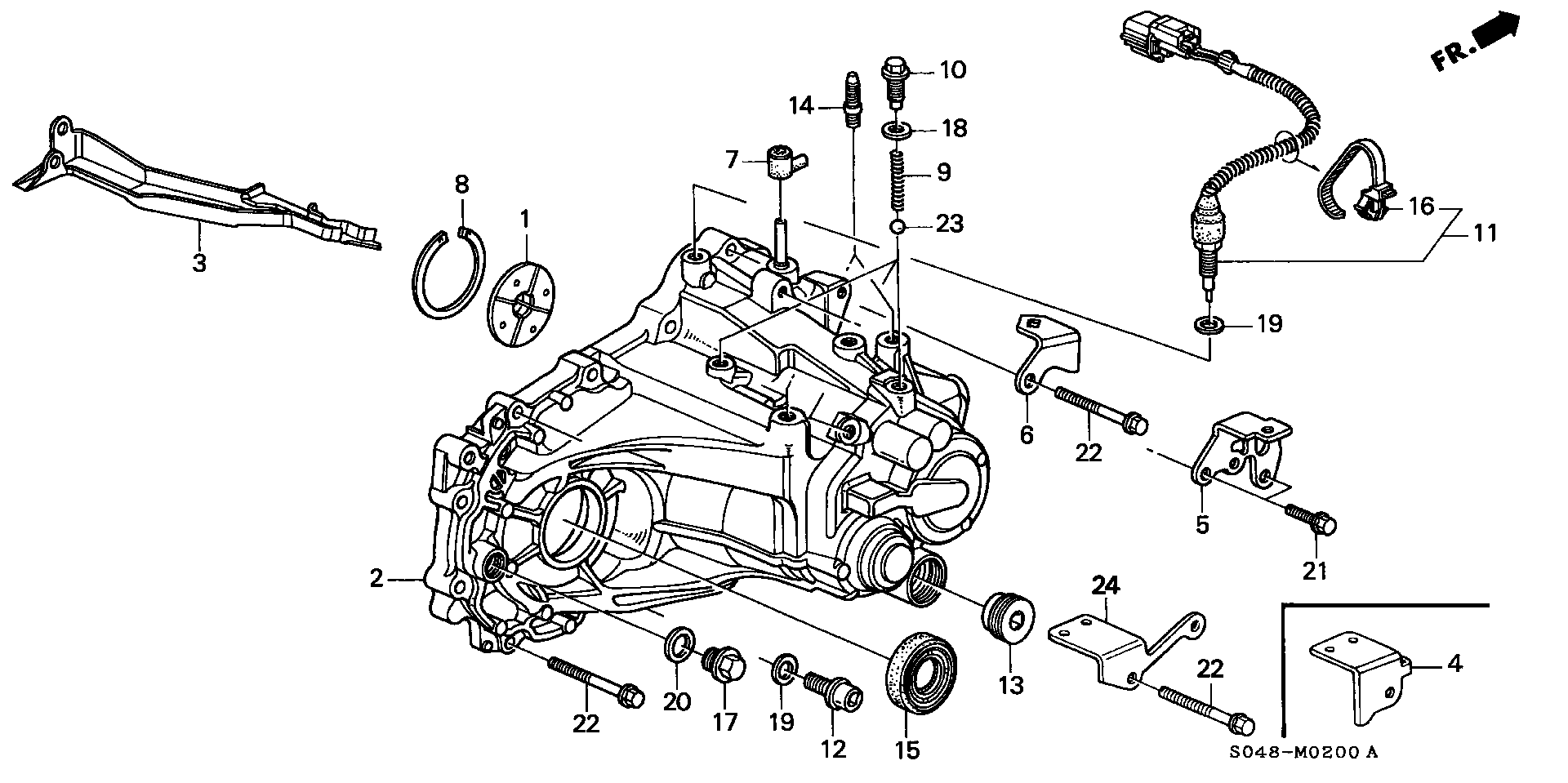1990 Honda Civic Automatic Transmission on 1990 Acura Integra Electrical Diagram