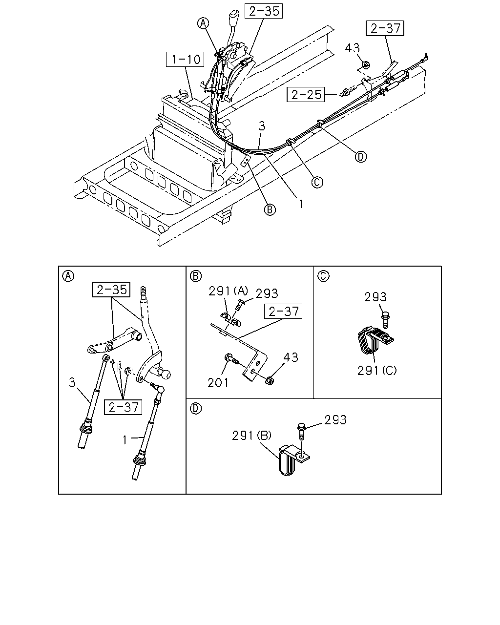 Mt 11738 Mt134 Lhd 16 2 Clutch Transmission Trans Axle Manual Diagram How Transmissions A Mtr6fb Leaf Suspension
