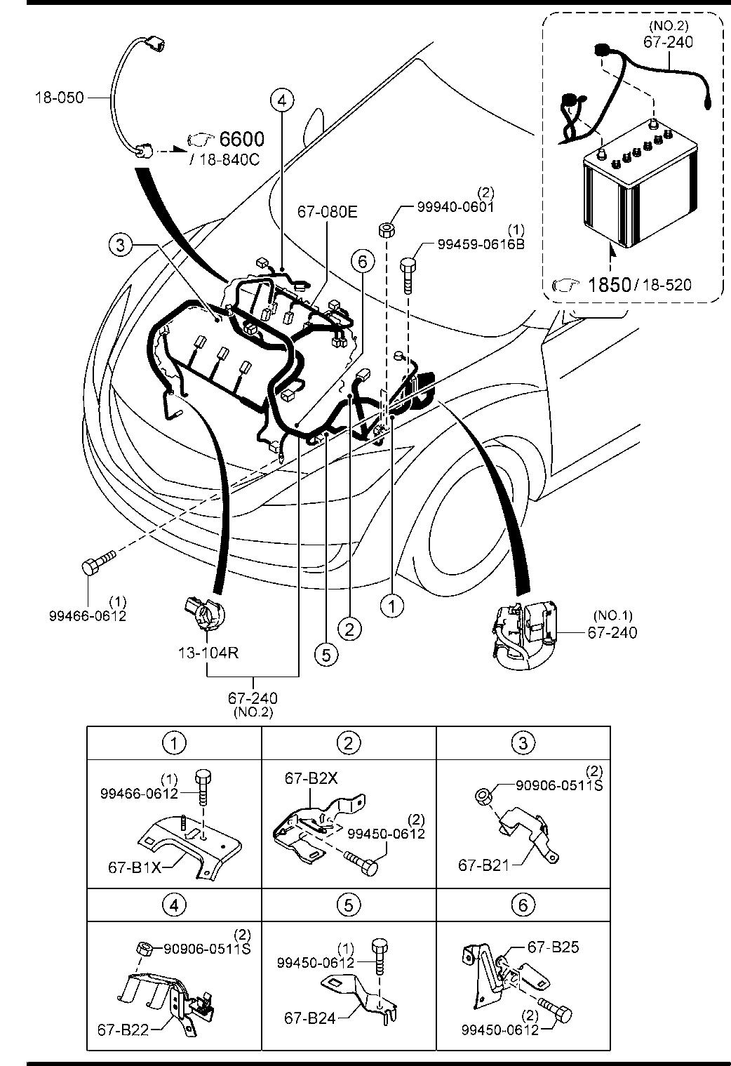 Mazda T4000 Wiring Diagram Wiring Library