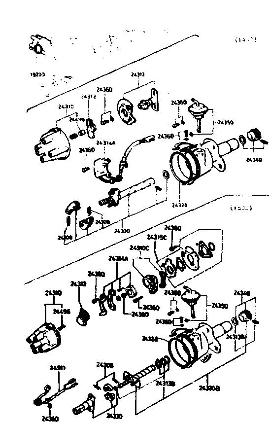 Usa 1981 Glc Wagon Engine 1820a