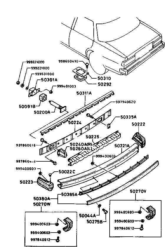 1979 626 Body 5010a