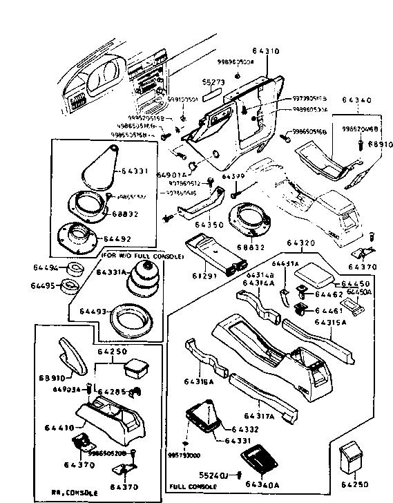1979 626 Body 5570a