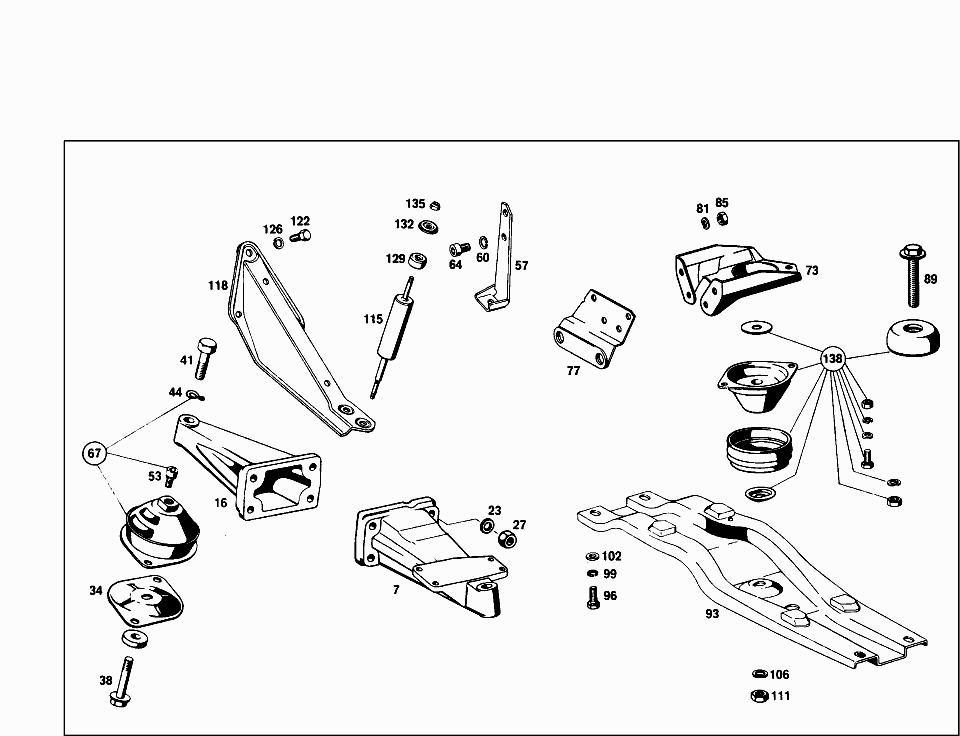 Names Different Car Parts Engine