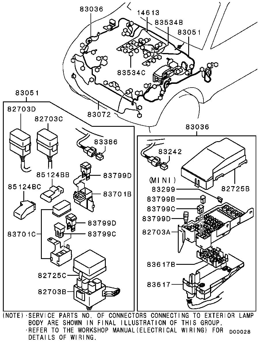 control panel assy на митсубиси e35a