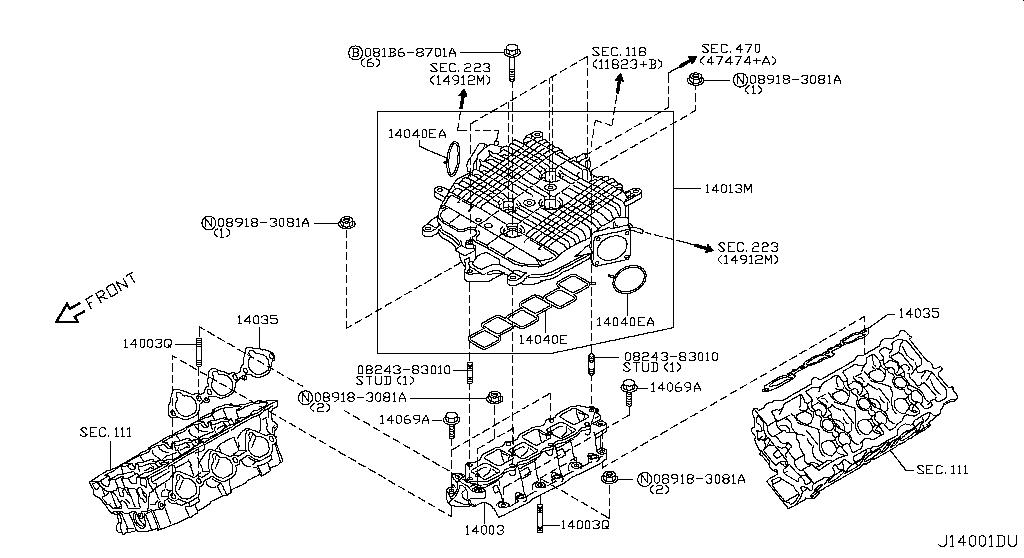 Vq35de Transmission