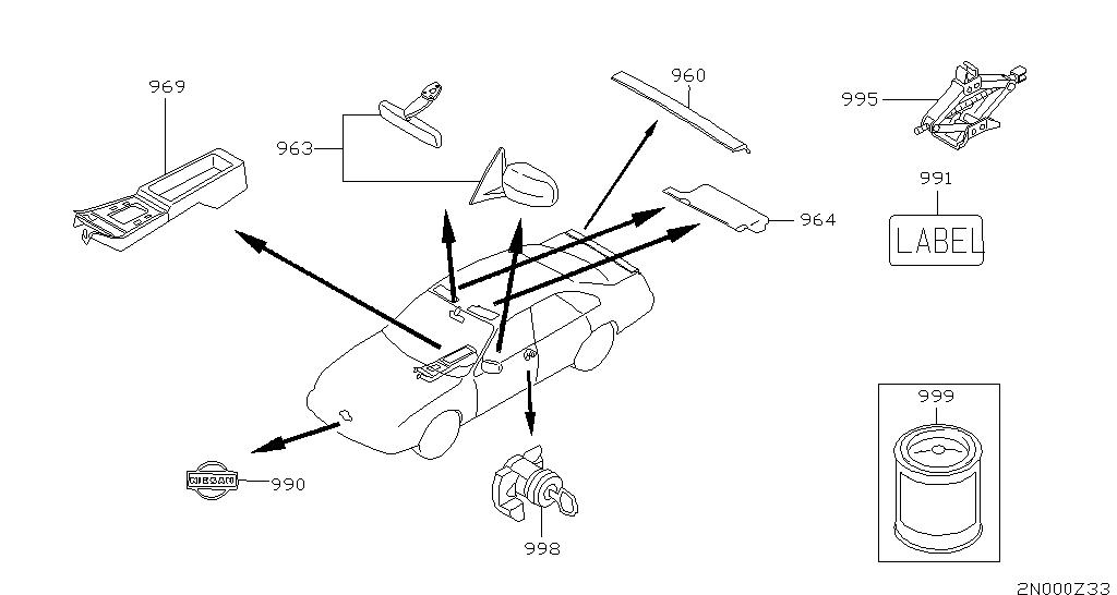Custom Infiniti M45 Interior