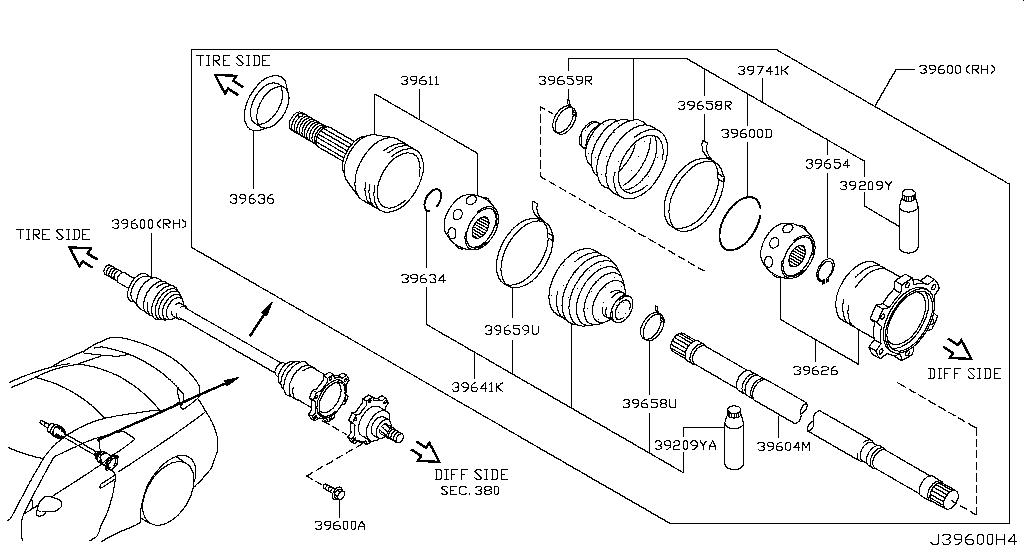 Air Intake Nissan Gt R R35