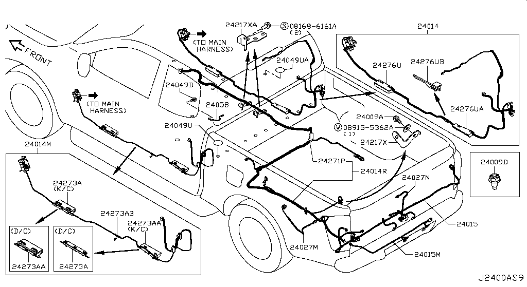 Electrical Wiring Diagram Nissan