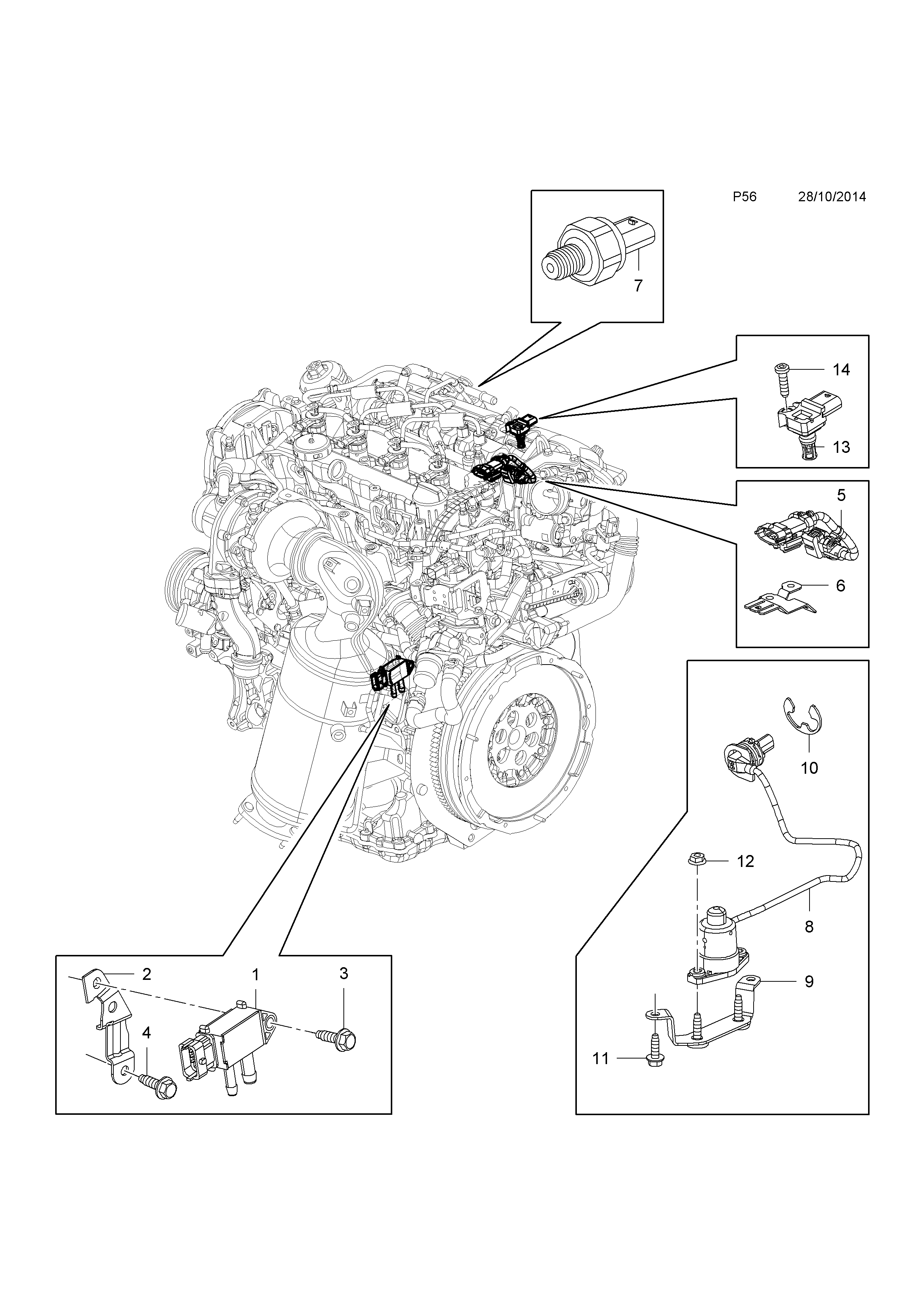 Opel Fuel Pressure Diagram Wiring Library Saturn Insignia 2009 P Electrical 1 Engine And Cooling 179 List Of Parts