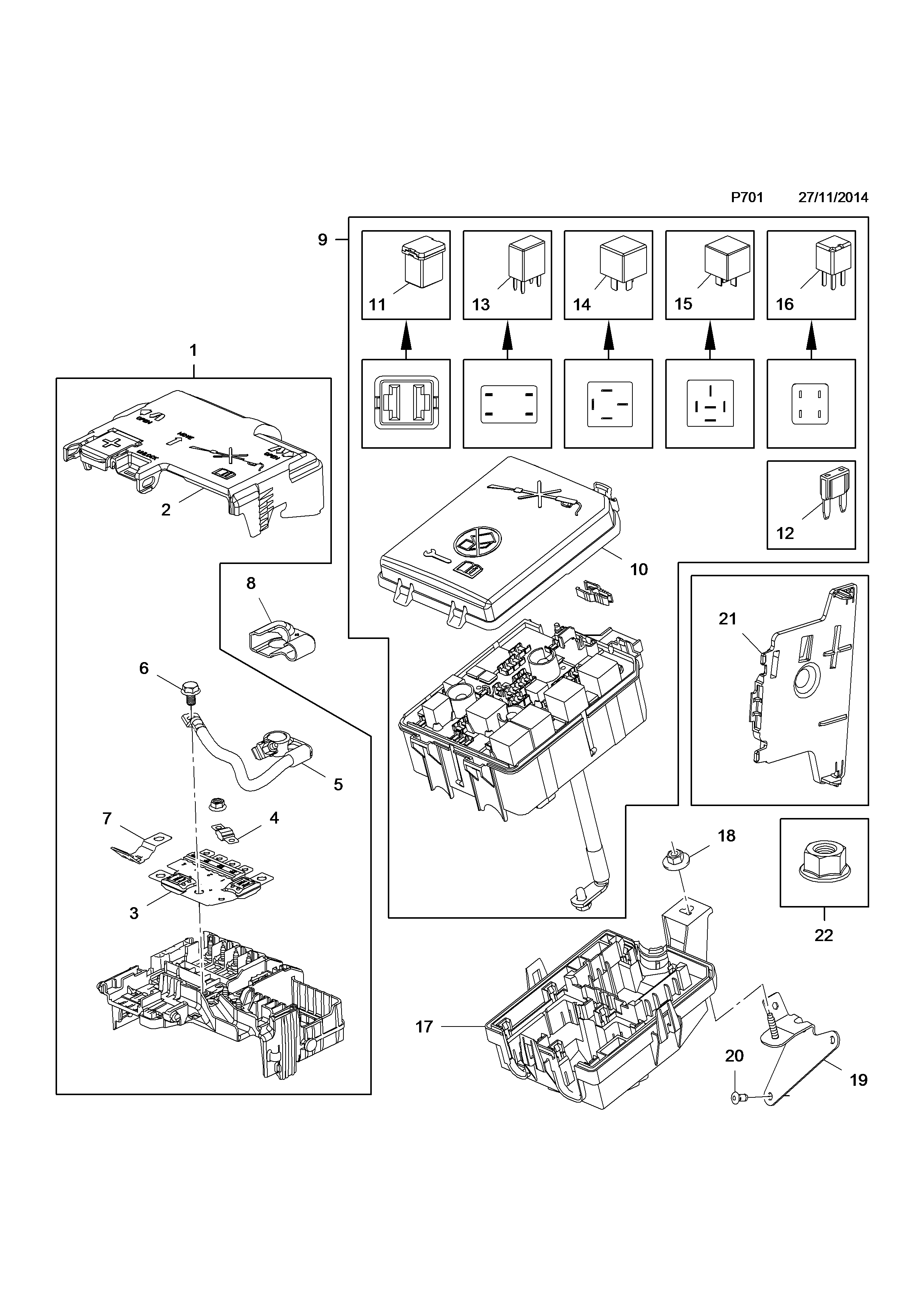 Ford Transit Wiring Diagram Download