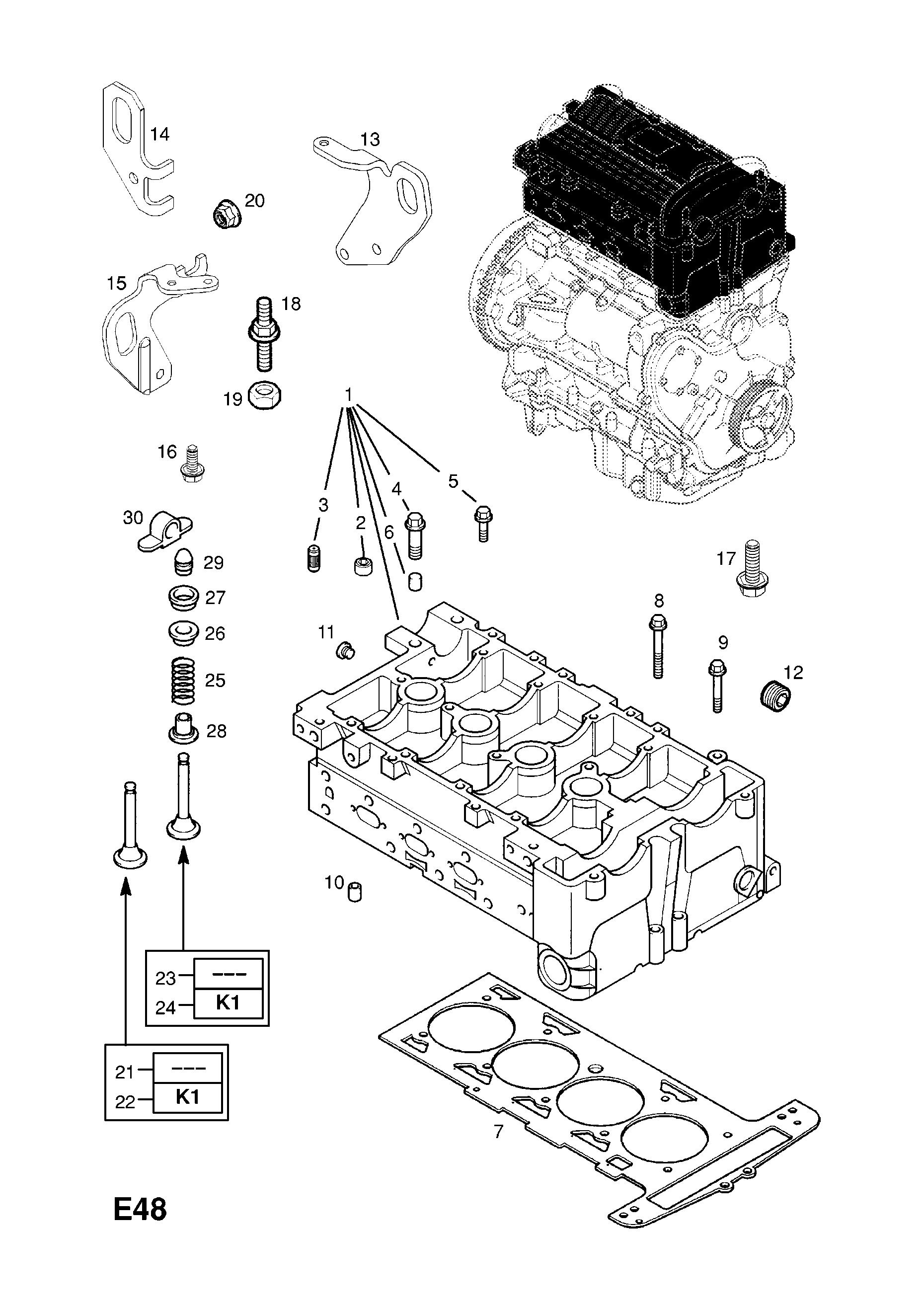 vauxhall vectra fuse box