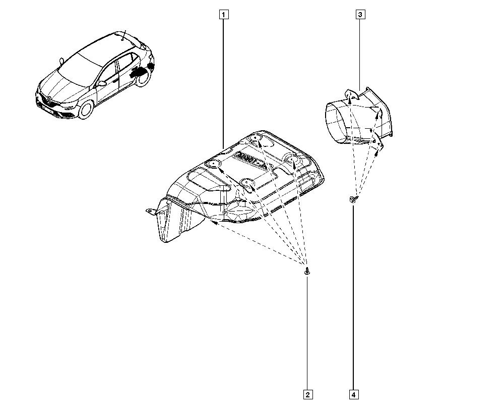 2019 - [Renault] Megane IV restylée  - Page 23 01065863
