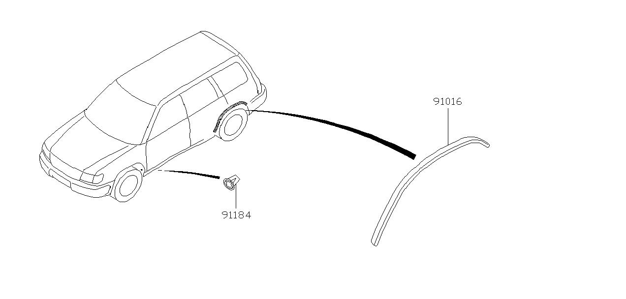 Subaru Xt Gl