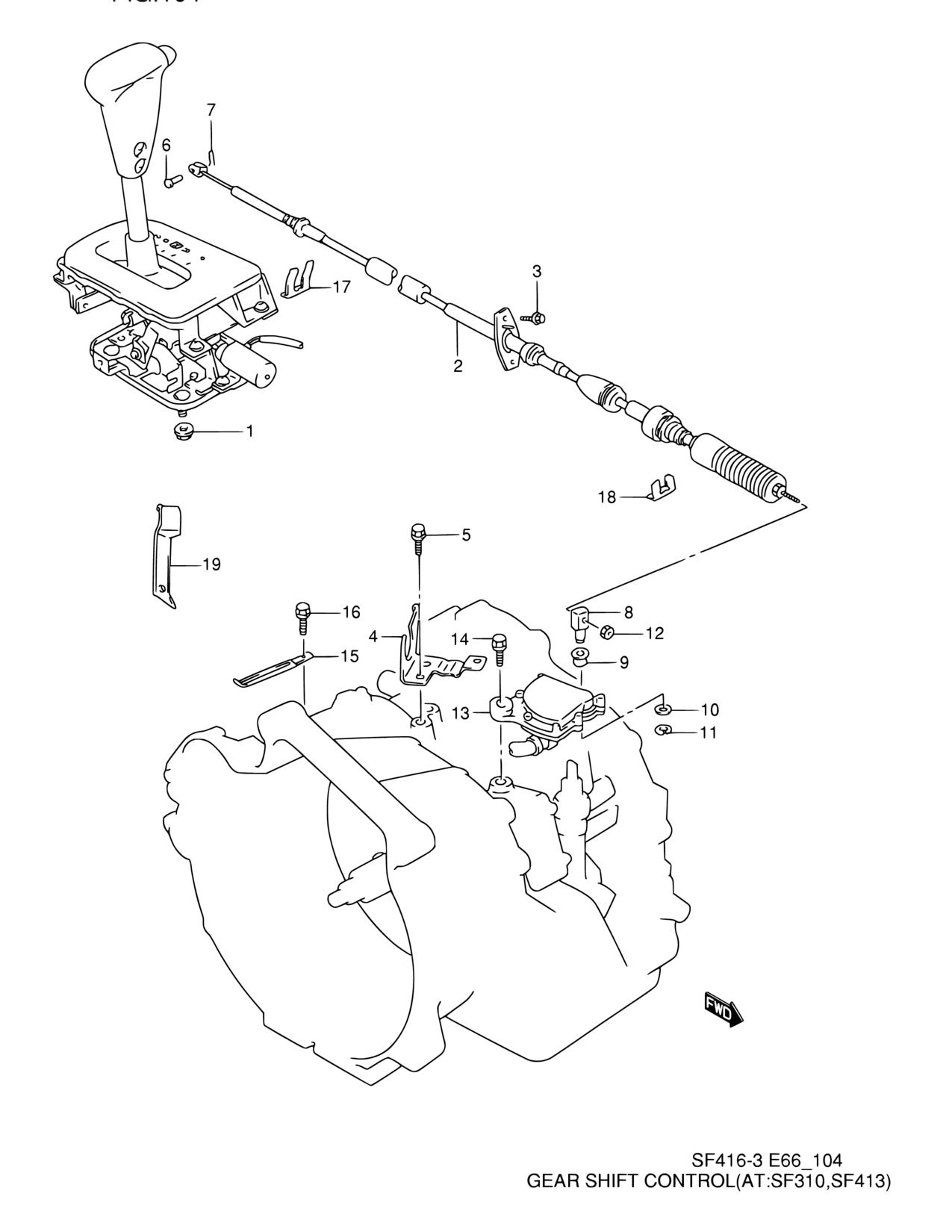 ... Array - all regions swift sf310 3 magyar e66 transmission 104 gear rh  ...