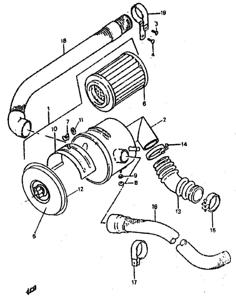 Code Part Number Name Additional Information Qty: Suzuki Samurai Starter Wiring Diagram At Hrqsolutions.co