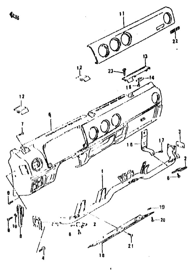 suzuki samurai engine wiring diagram
