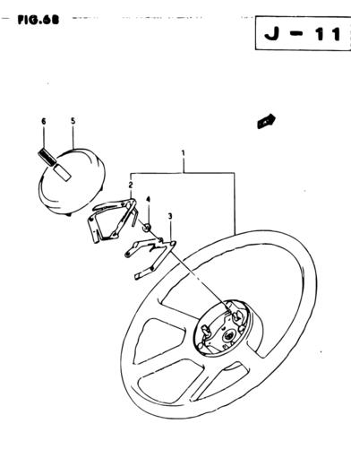 Sj413v 6 E01 Steering 68