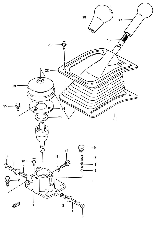 Europe, Samurai Sj, Sj413 (santana) (e01), Transmission, 32 Suzuki Samurai  Wiring Gearbox Diagram Suzuki Samurai