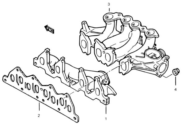 Samurai Shoe Diagram