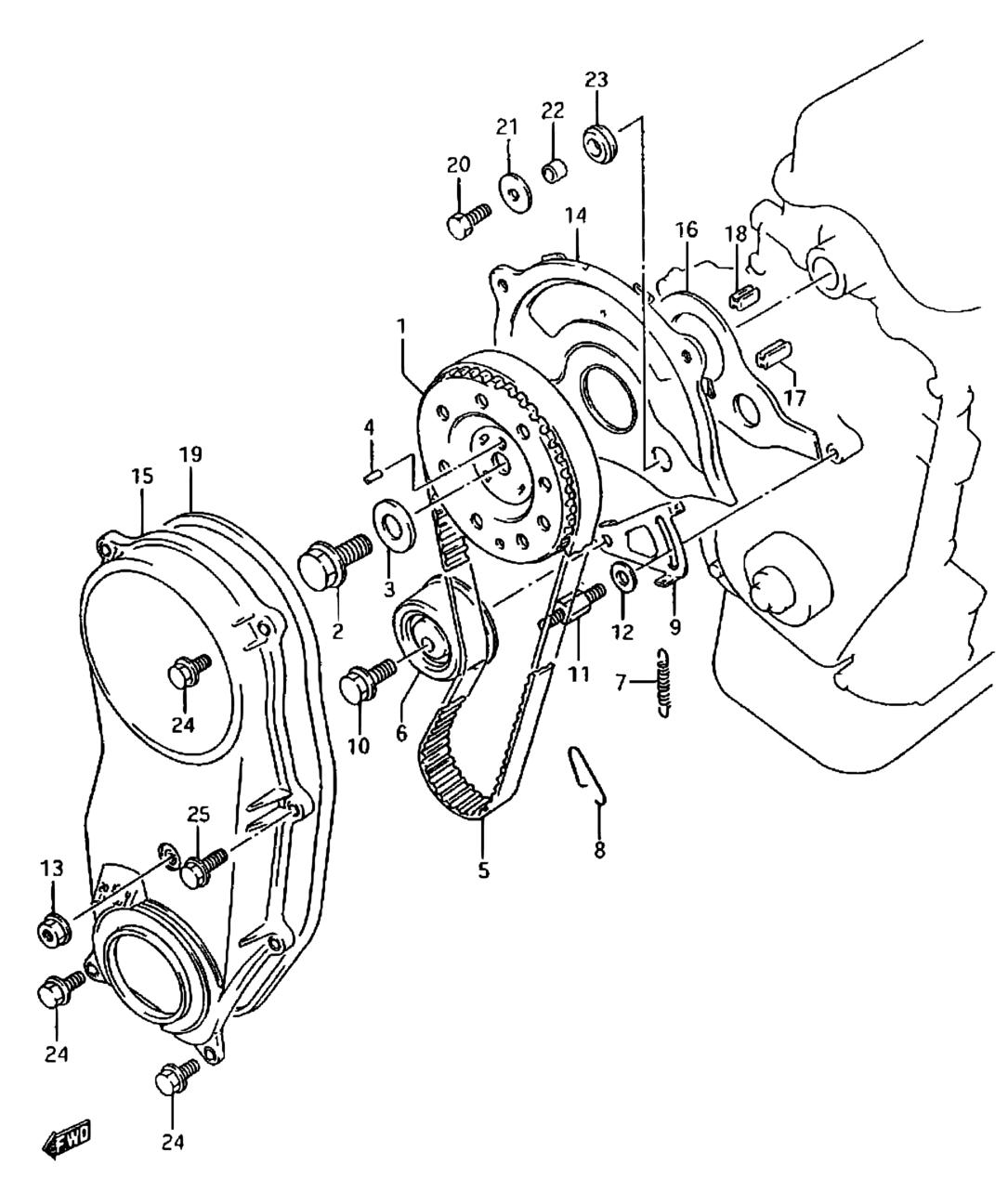 Suzuki Samurai Timing Belt Diagram For Engine Wiring Library United States Sj Sj413 E03e33my 1989 8