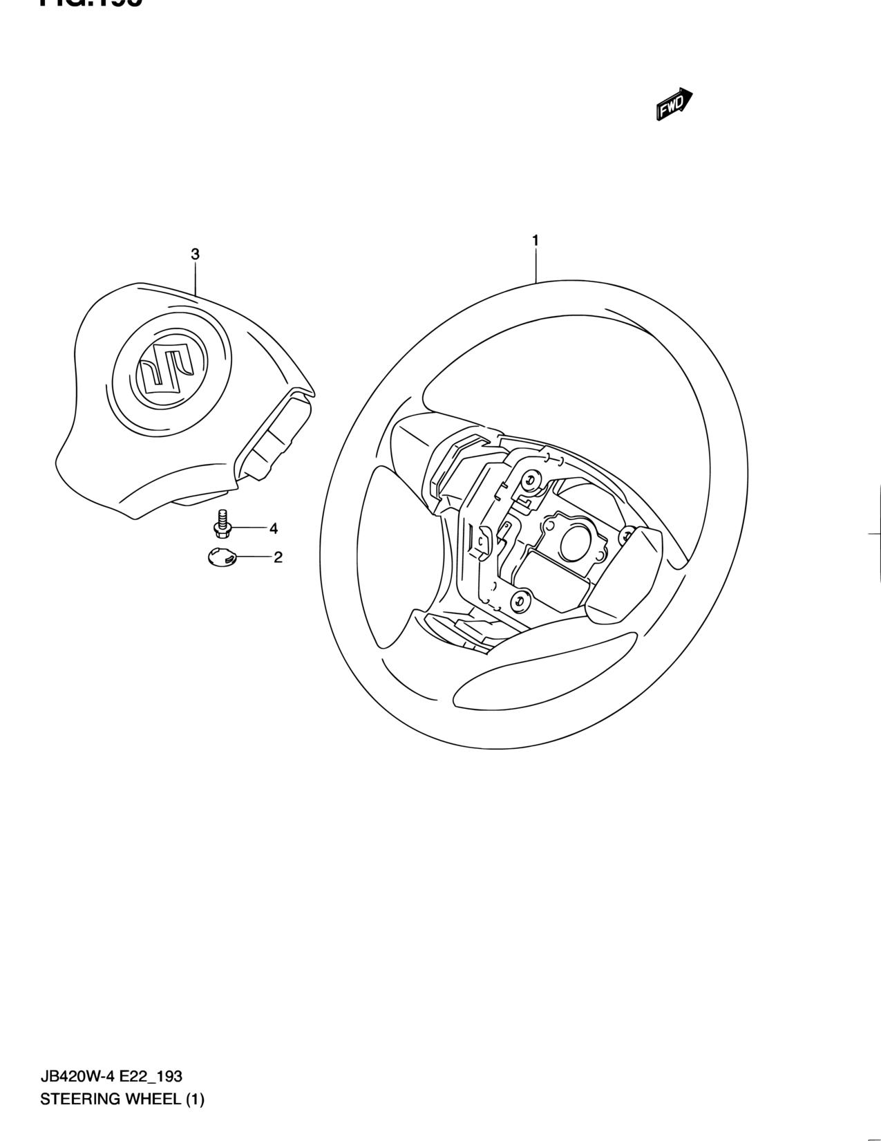 Suzuki Forenza Steering Wheel Diagram Electrical Wiring Diagrams Trusted Rims Pacific Grand Vitara